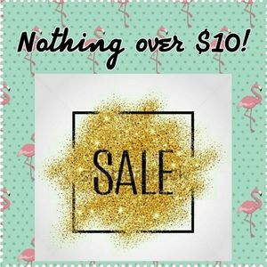 🎉🎉CLOSET CLEAR OUT CLEARANCE!🎊🎊